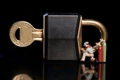 pogwałcenia naprawiania ochrona fotografia royalty free