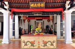 Poh San Teng Temple Imagens de Stock