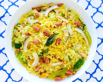Poha chivda Royalty Free Stock Images