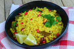 Poha Royalty Free Stock Photography