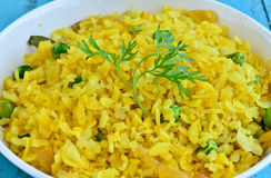 Poha Royalty Free Stock Photos
