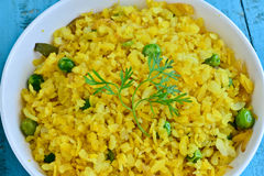 Poha Royalty Free Stock Images