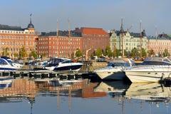Pohjoisranta, Helsinki imagen de archivo libre de regalías