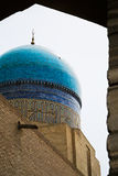 Poi Kalon Mosque Complex in Bukhara Royalty Free Stock Photo