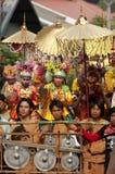 Poi Sang Long - Buddhist novice ordination royalty free stock images