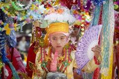 Poi Sang Long festival Stock Photos