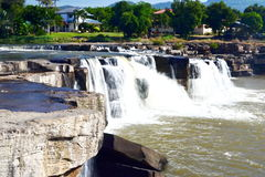 Poi-vattenfall Royaltyfri Fotografi