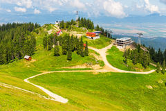 Poiana Brasov, Romania Royalty Free Stock Photo