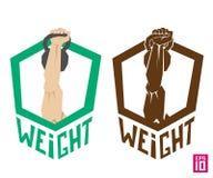 poids Image stock