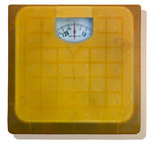 Poids d'échelle Image stock