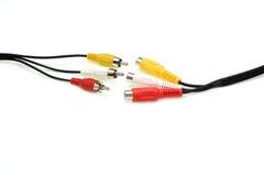 Poids du commerce de câble Photos libres de droits