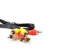 Poids du commerce de câble Photo stock