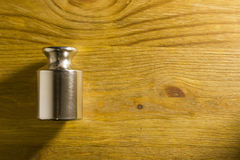 Poids pour le pesage Image libre de droits