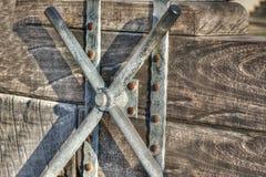 Poignée de catapulte photographie stock libre de droits