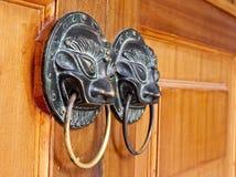 Poignée de porte Photo libre de droits