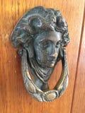 Poignée de porte / Door handle Stock Image