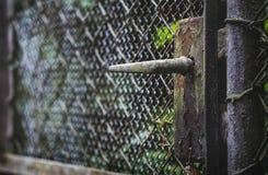 Poignée de rouille Image libre de droits