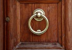 Poignée ronde en métal Image stock