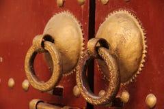 Poignées de porte photo stock