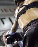 Poinçon de boxe Photographie stock libre de droits