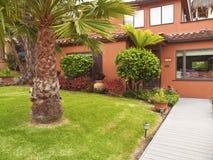 Point à la maison doux à la maison Loma San Diego California. Image libre de droits