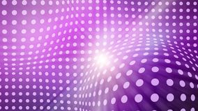 Point abstraction with balls imitation, 3d render background, abstract technology backdrop stock photo
