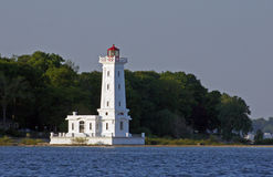Point Albino Lighthouse Royalty Free Stock Image
