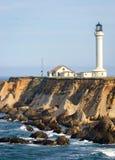 Point Arena Light. California Coast royalty free stock image