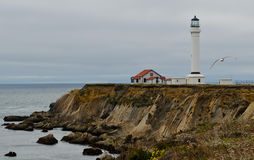 Free Point Arena Lighthouse Stock Image - 43581621
