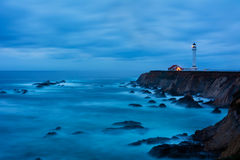 Point Arena Lighthouse Royalty Free Stock Image