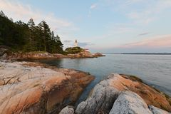 Point Atkinson Lighthouse Royalty Free Stock Photography