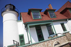 Point Betsie Lighthouse royalty free stock photos
