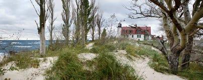 Point Betsie Lighthouse Stock Photos