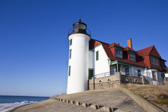 Point Betsie Lighthouse Stock Photo