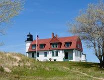 Point Betsie Lighthouse Stock Image