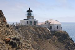 Point Bonita Light Royalty Free Stock Image