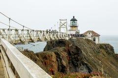 Point Bonita Lighthouse stock photo