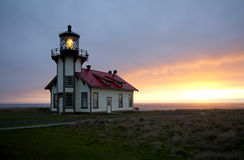 Point Cabrillo Lighthouse Stock Photos