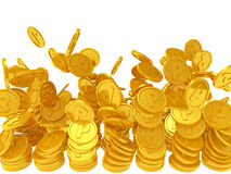 Point coins Stock Images