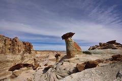 Point d'étalon reproducteur, Glen Canyon National Recreation Area images libres de droits