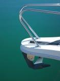 Point d'attache de bateau Image libre de droits