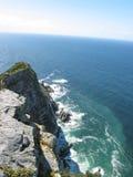 Point de cap, Afrique du Sud Image libre de droits