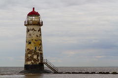 Point de phare d'Ayr Photos libres de droits