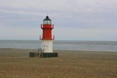 Point de phare d'Ayre Photo libre de droits