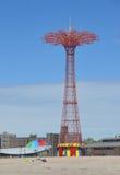 Point de repère célèbre à Brooklyn, NYC Image libre de droits