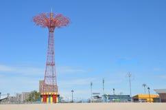 Point de repère célèbre à Brooklyn, NYC Images libres de droits