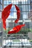 Point de repère de Changhaï Kerry Center Photos stock