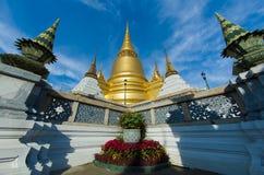 Point de repère de tradition de la Thaïlande, palais grand photographie stock libre de droits