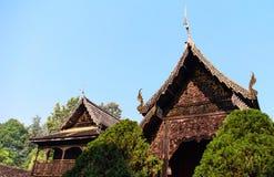 Point de repère de Watluangkhunwin Images stock
