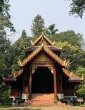 Point de repère de Watluangkhunwin Photo libre de droits